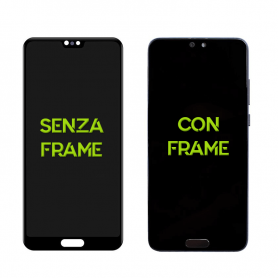 Display touchscreen completo per Huawei p20