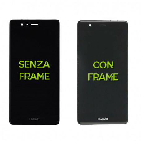 DISPLAY LCD TOUCHSCREEN COMPLETO PER HUAWEI P9
