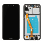 DISPLAY LCD TOUCHSCREEN COMPLETE WITH FRAME FOR HUAWEI P SMART BLACK