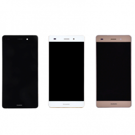 LCD DISPLAY TOUCH SCREEN COMPLETE FOR HUAWEI P8 LITE