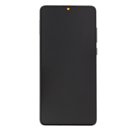 DISPLAY ORIGINAL SERVICE PACK COMPLETE BLACK FOR HUAWEI P30 FRONT