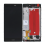 LCD DISPLAY TOUCH SCREEN WITH FRAME COMPLETE FOR HUAWEI P8 BLACK