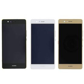 LCD DISPLAY TOUCH SCREEN COMPLETE FOR HUAWEI P9 LITE