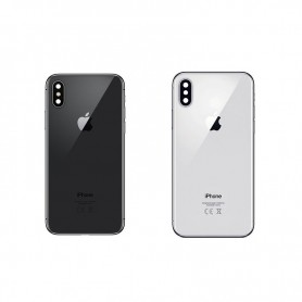 COMPLETE ORIGINAL BACK COVER FOR APPLE IPHONE X