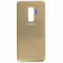 BACK COVER GLASS WITH BIADHESIVE FOR SAMSUNG S9 PLUS GOLD