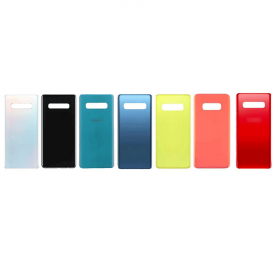 Back cover glass with biadhesive for Samsung S10 G973