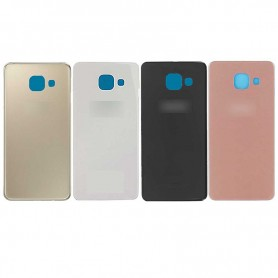 Back cover glass with biadhesive for Samsung A3 2016