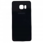Back cover glass with biadhesive for Samsung S6 G920 Black