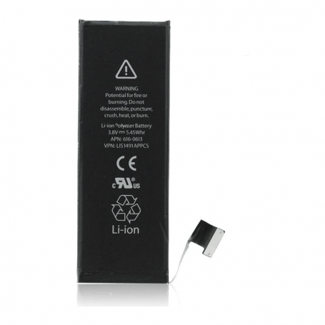 Replacement battery for Apple iPhone 5 A1428, A1429, A1442