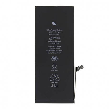copy of Replacement battery for Apple iPhone 6 Plus A1522, A1524, A1593 front