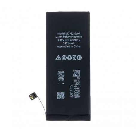 Replacement battery for Apple iPhone 8 A1863, A1905, A1906