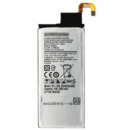 Replacement battery EB-BG925ABE for Samsung Galaxy S6 Edge G925