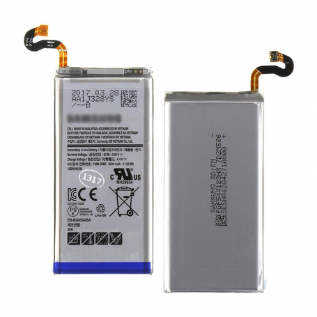 Replacement battery EB-BG950ABE for Samsung Galaxy S8 G950