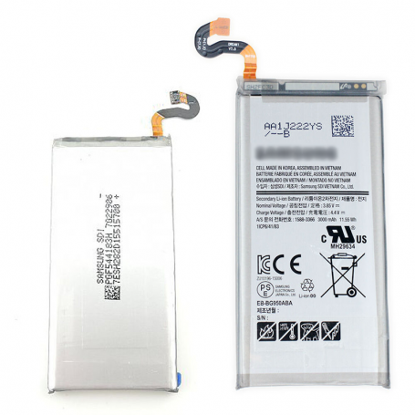 Replacement battery EB-BG955ABE for Samsung Galaxy S8 Plus G955