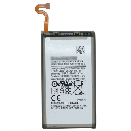 Replacement battery EB-BG965ABE for Samsung Galaxy S9 Plus G965