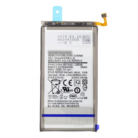 Replacement battery EB-BG975ABU for Samsung Galaxy S10 Plus G975