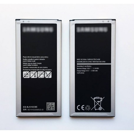 Replacement battery EB-BJ510CBE for Samsung Galaxy J5 2016 J510