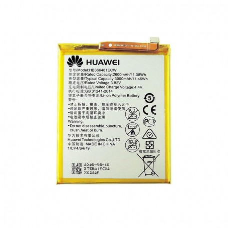 Replacement battery HB366481ECW for Huawei