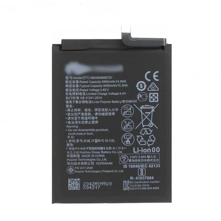 Original replacement battery HB436486ECW for Huawei from 4000mAh