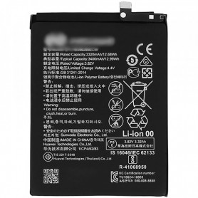 Replacement battery HB396285ECW for Huawei