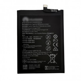 Replacement battery HB386589ECW for Huawei
