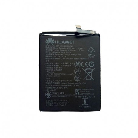 Replacement battery HB386280ECW for Huawei