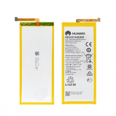 Replacement battery HB3447A9EBW for Huawei