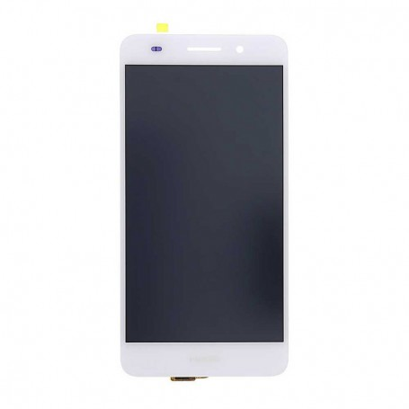 Original complete white touchscreen display for Huawei y6 II 2