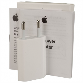Alimentatore usb 5w da parete originale Apple MD813ZM/A usb