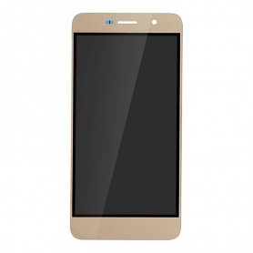 Lcd originale display + touch screen completo Huawei Y6 Pro Oro