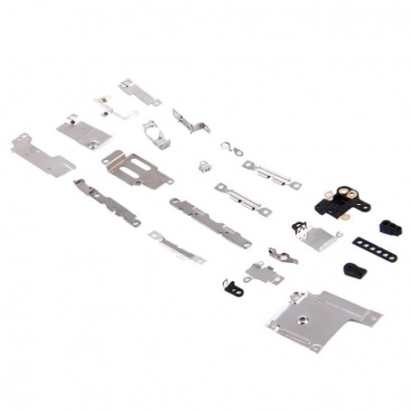 SET 23 brackets internal components supports for iPhone 6 A1549, A1586, A1589