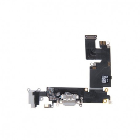 Charging connector flat for iPhone 6 Plus A1522, A1524, A1593 Black