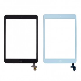 Touch screen glass with home key for Apple iPad Mini 1 and Mini 2