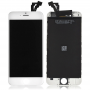 LCD DISPLAY PER APPLE IPHONE 6 PLUS A1522, A1524, A1593 BIANCO