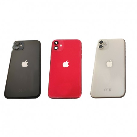 Scocca originale completa in vetro per Apple iPhone 11 A2111 A2221 A2223