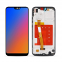 DISPLAY TOUCHSCREEN FOR HUAWEI P20 LITE WITH FRAME BLACK