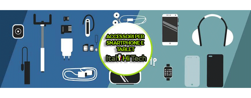 Accessories for smartphones and tablets
