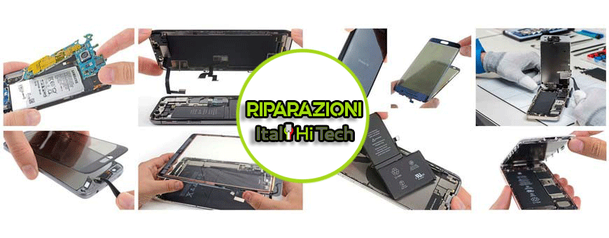 Smartphone, tablet and pc repairs in Turin
