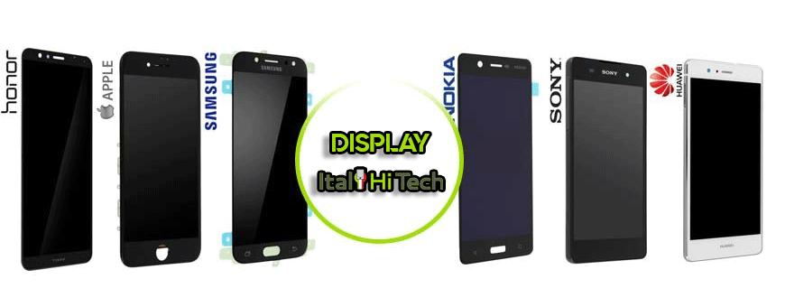 LCD for Smartphones e Tablets